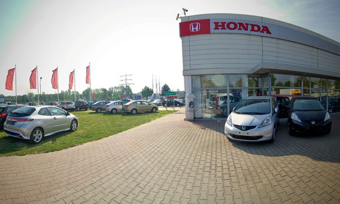 Ford samochod salon honda for Honda dealership philadelphia pa